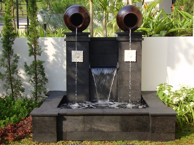 desain taman depan rumah minimalis terbaru