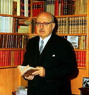 Poeta Dámaso Alonso