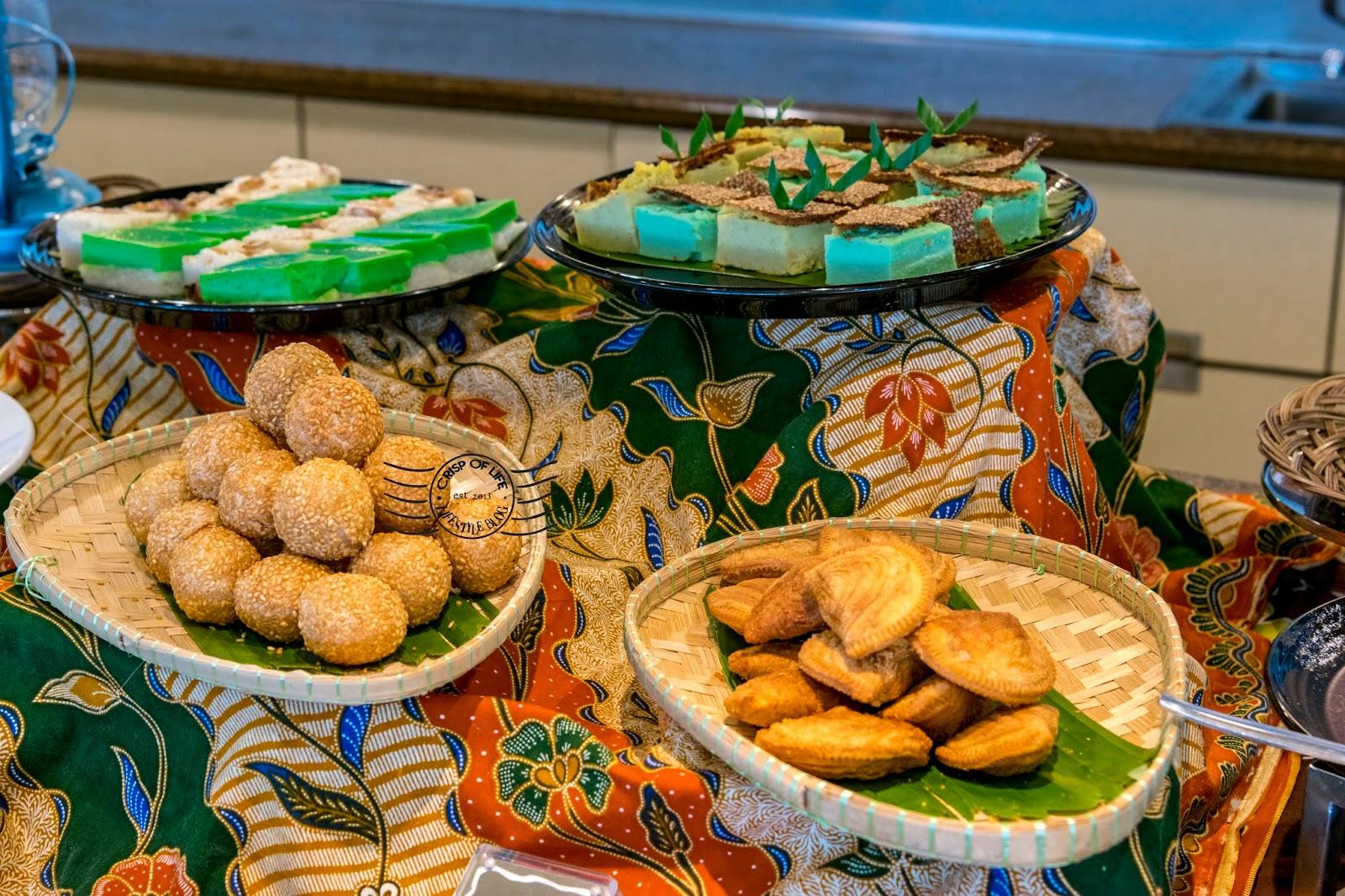 Selera Kampung Buffet Dinner @ Garden Cafe, Golden Sands Resort