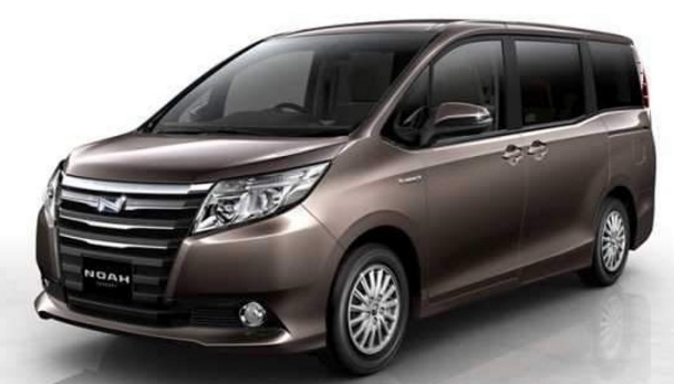 2017 Toyota Noah Review