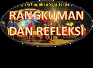 Rangkuman Karya Seni Teater Nusantara