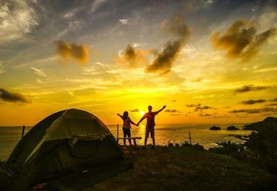 Tempat Wisata Puncak di Gunung Kidul