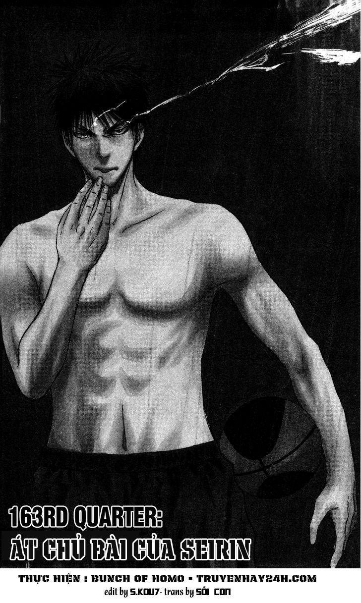 Kuroko No Basket chap 163 trang 5