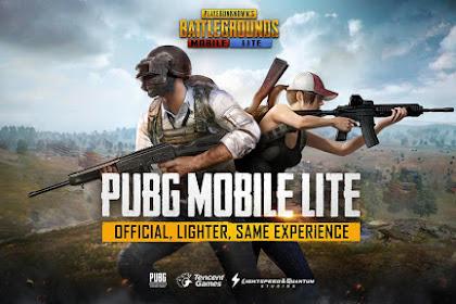 Download PUBG Mobile Lite Apk + OBB Di Android Kentang spek Minim
