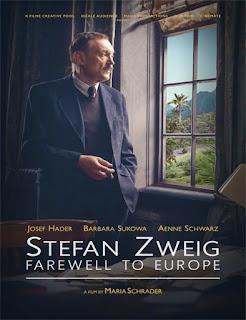 Stefan Zweig: Farewell to Europe (2016)