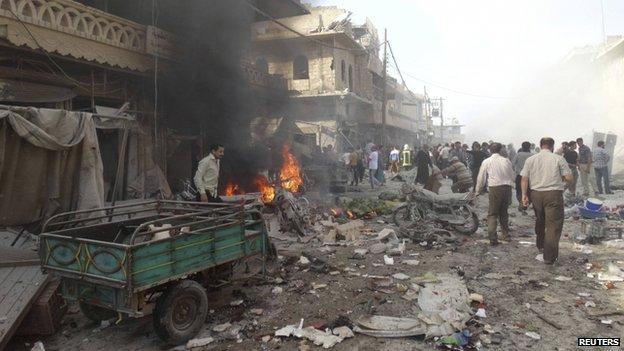 Aleppo Dihujani BOM
