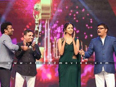 Celebrities at Gama Awards 2015 Event