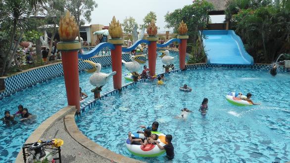 Fasilitas Marcopolo Waterpark Bogor, Alamat Lengkap dan Harga Tiket Masuk