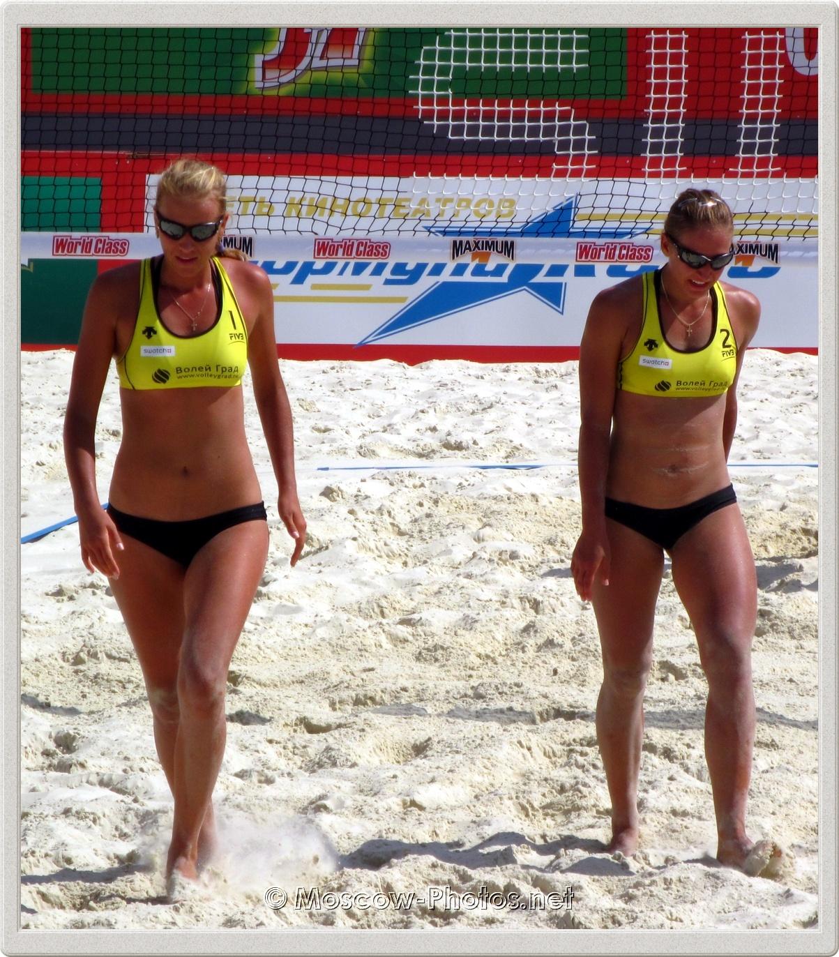 Irina Tsimbalova & Tatyana Mashkova