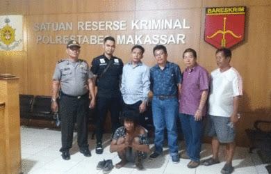 Pembakar Gereja Toraja di Makassar Dibekuk, Ternyata…