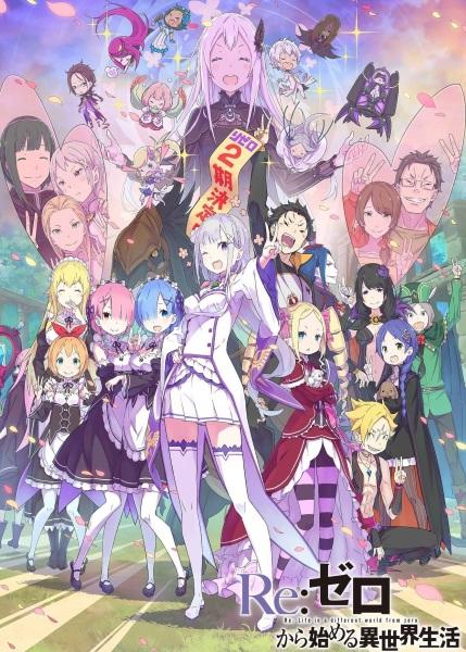 Re: Zero kara Hajimeru Isekai Seikatsu Season 2