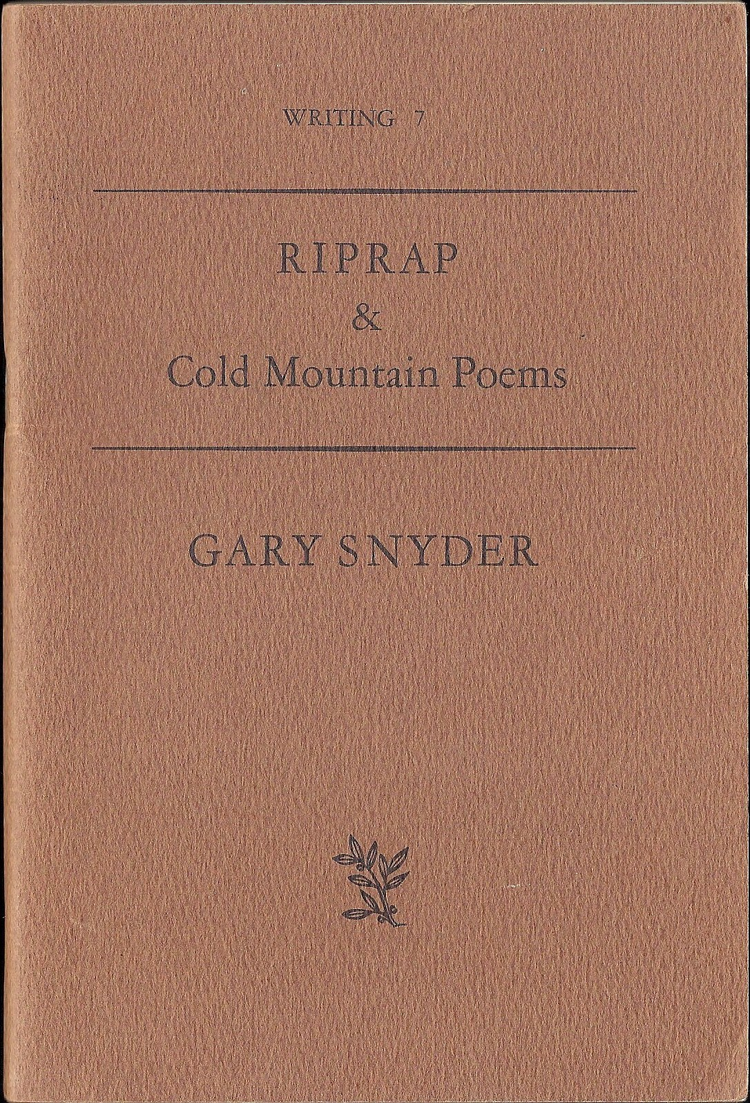 Books In Heat Happy Birthday Gary Snyder