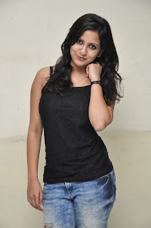 Pavithra Latest Pictures in Ripped Jeans ~ Celebs Next