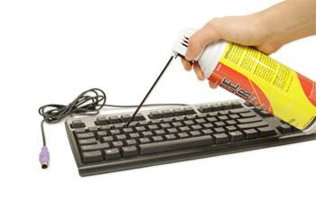 अपने computer को physically रूप से साफ रखना सीखे