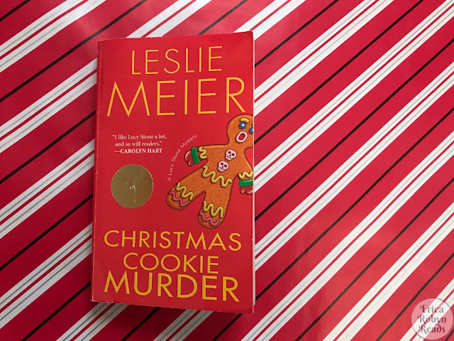 Book Review of Christmas Cookie Murder by Leslie Meier