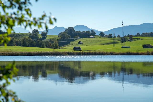 Meditationsweg Ammergauer Alpen im Blauen Land  Etappe 3 Murnau - Aidling 09