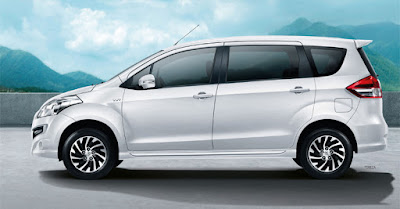 New Maruti Suzuki Ertiga HD Wallpapers