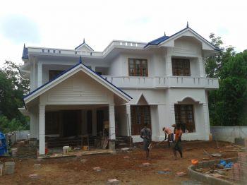 Kerala House Designs May 2013