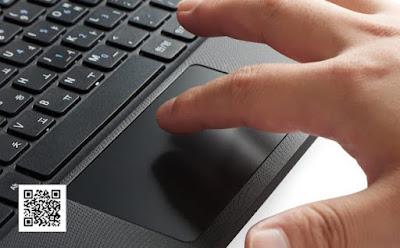 4 استخدامات قد لا يعرفها الكثيرون عن التاتش باد touchpad فى اللاب توب