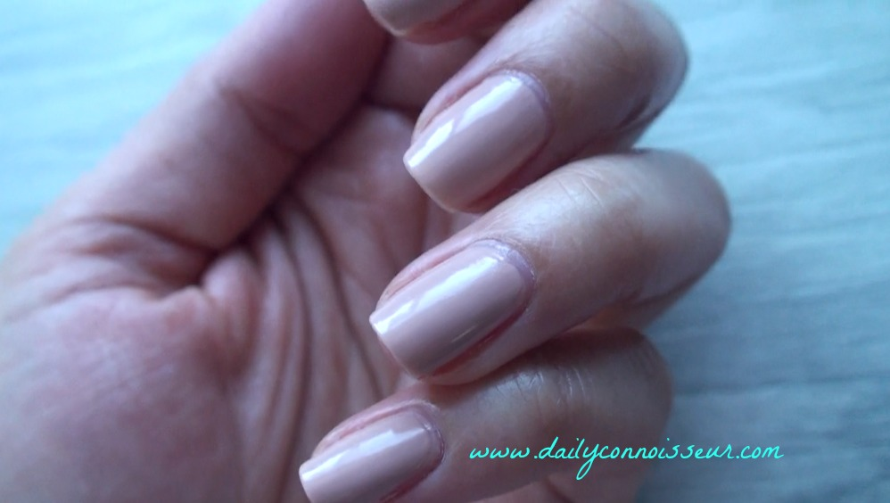 The Daily Connoisseur: LONDONTOWN Nail Polish Review (Vegan, Cruelty ...