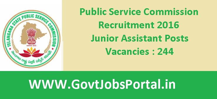 Public Service Commission Recruitment