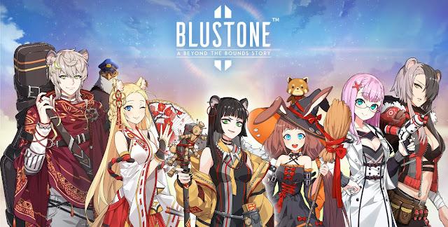 Blustone Game Menarik Anime Action RPG