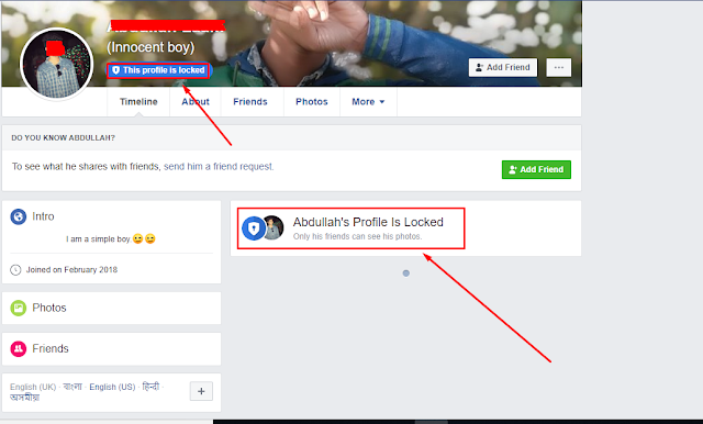 how to security my facebook account