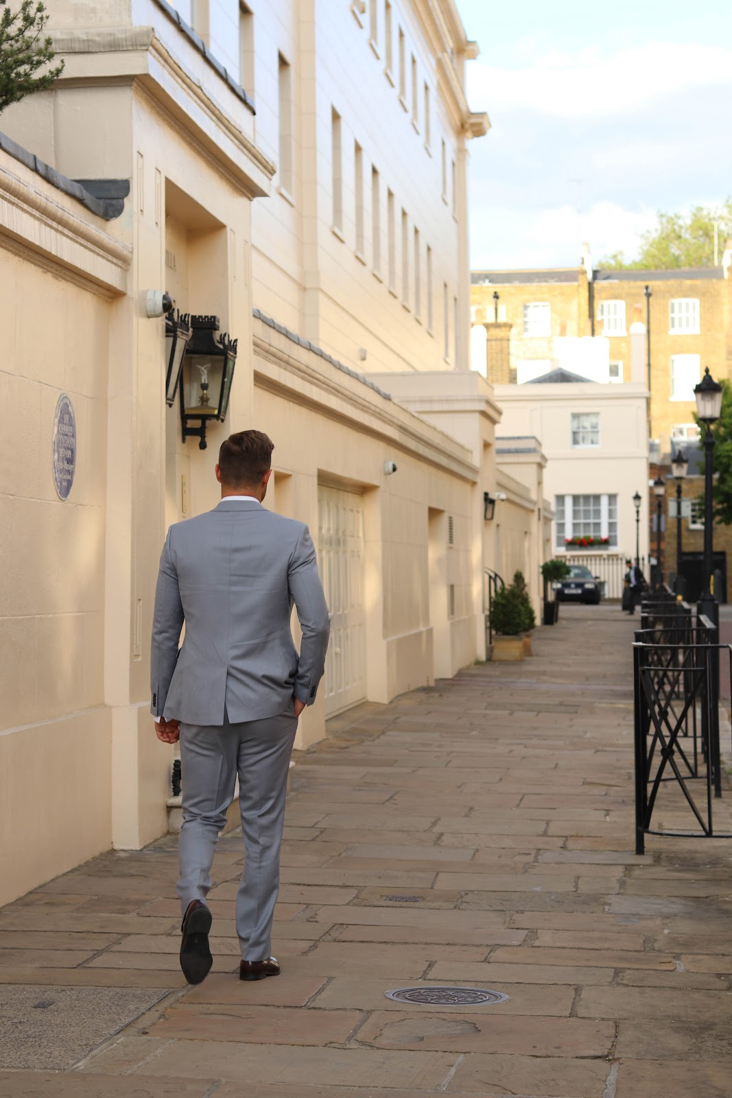 Mens Topman Suit