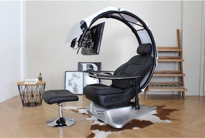Droian Ergonomic Compute Workstation
