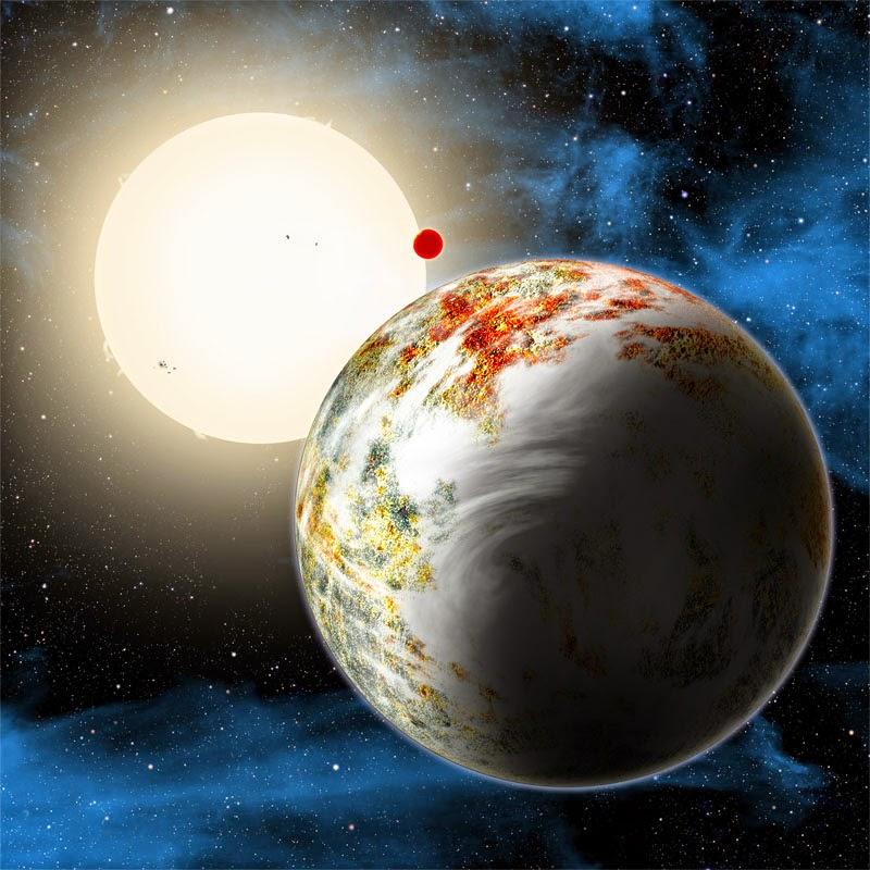 Mega-Terra , Kepler-10c
