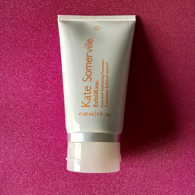 Kate Somerville, Kate Somerville ExfoliKate Intensive Exfoliating Treatment, skincare, skin care, exfoliator, face scrub, beauty giveaway, A Month of Beautiful Giveaways