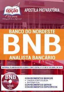 Apostila Concurso BNB PDF - Analista Bancário