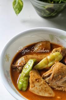 Kari Ayam Kelantan