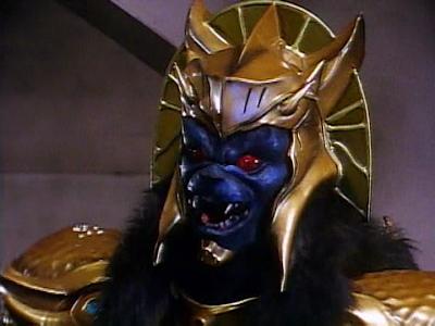 Goldar Sentai Footage. Griffozar