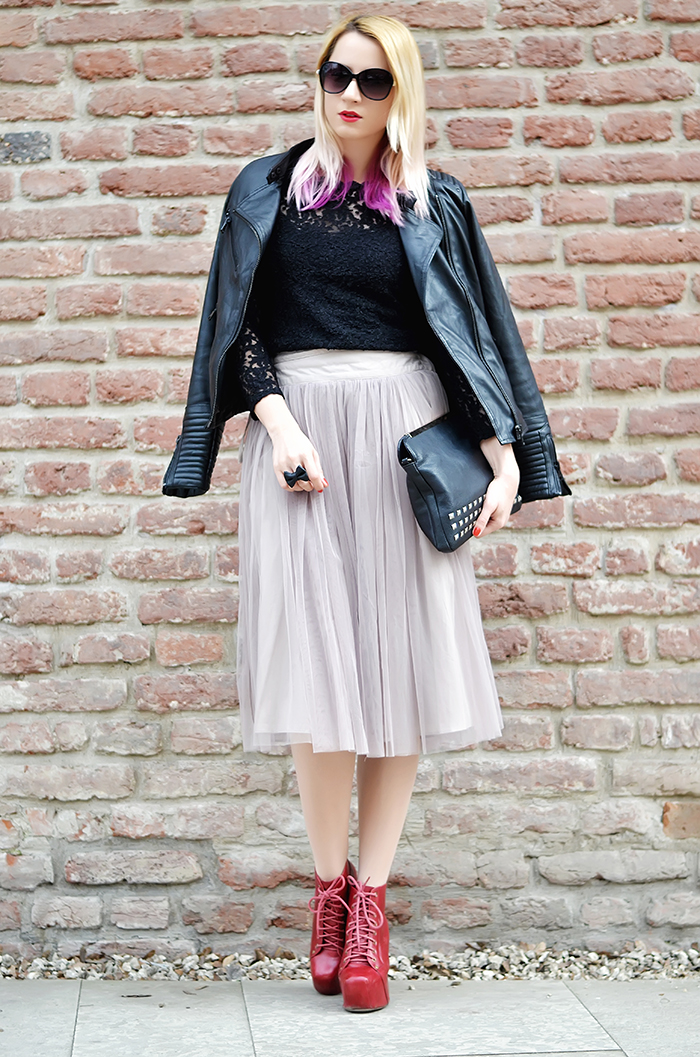 5 ways to wear the tutu skirt