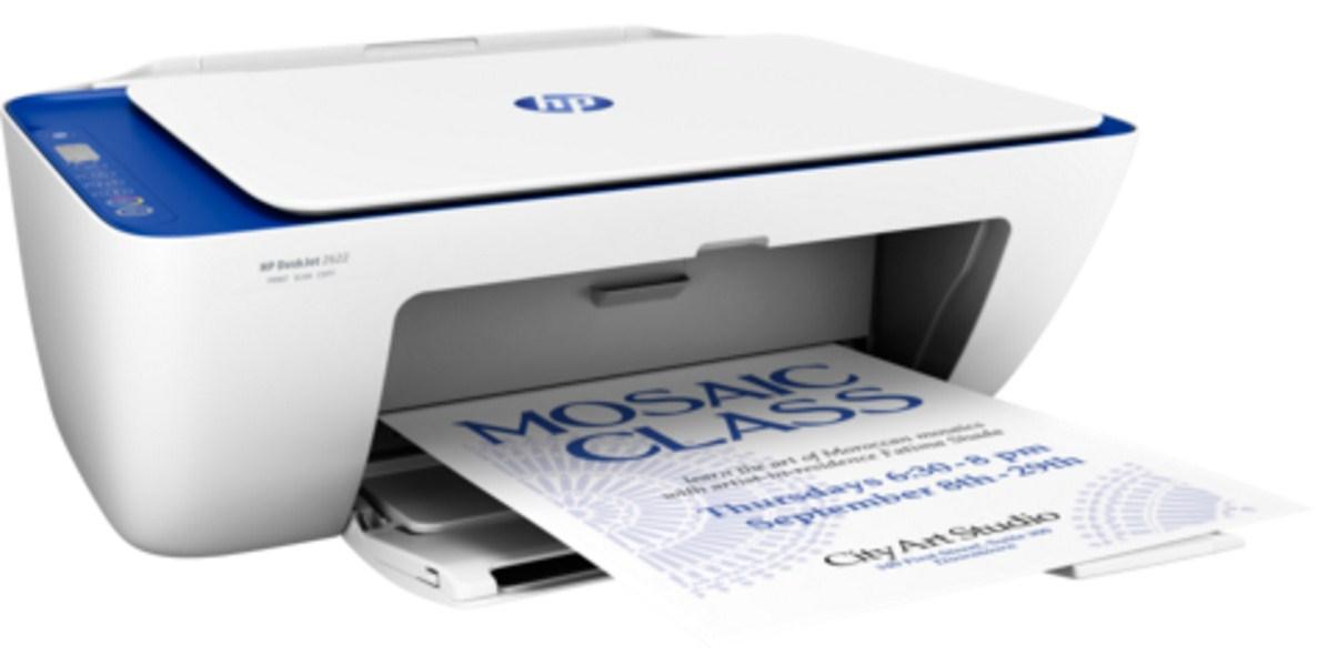 HP DeskJet 2622 Drivers Download | CPD
