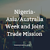 Nigeria-Australia Joint Trade Mission