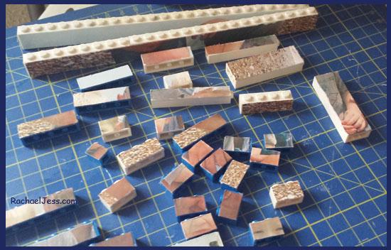 Creating Lego Jigsaw