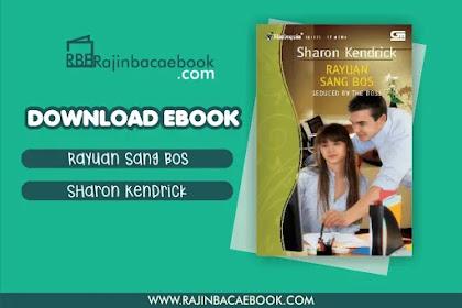 Download Novel Rayuan Sang Boss (Seduced By The Boss) by Sharon Kendrick Pdf