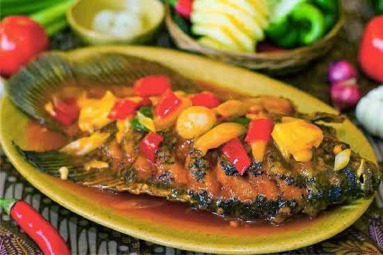 cara memasak ikan mas pesmol pedas enak