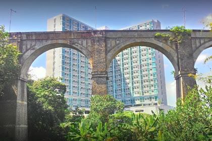 Lokasi Wisata Jembatan Cincin Jatinangor