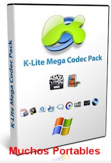 K-Lite Mega Codec Portable