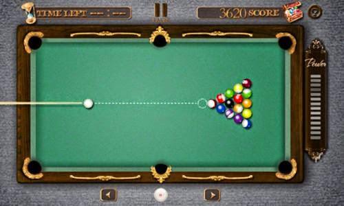 Jogo de sinuca para Android (offline)