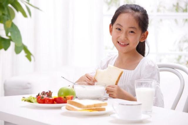 Makanan Bergizi Untuk Kesehatan Anak