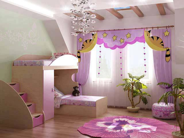 Contemporary%2BKids%2BRoom%2BDesign%2BIdeas%2Bwww.decorunits%2B%25281%2529 15 Contemporary Kids Room Design Ideas Interior