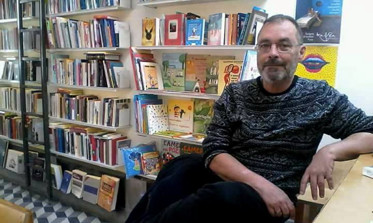 Jean-Christophe Eon: Ένας Γάλλος στην Αλεξανδρούπολη