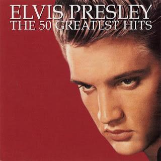 Elvis Presley - Burning Love on The 50 Greatest Hits
