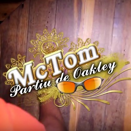 Baixar Partiu de Oakley MC Tom Mp3 Gratis