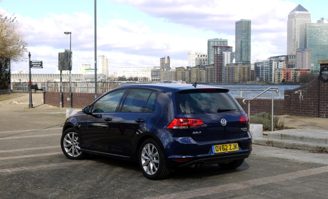 volkswagen golf 7 review 2 0 tdi gt with dsg. Black Bedroom Furniture Sets. Home Design Ideas