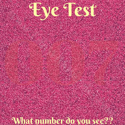 Hidden Number Reading Picture Brain Teaser